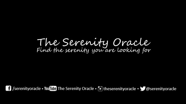 PLEASE CLICK ON THE 'VISIT' BUTTON & SUBSCRIBE TO MY YOUTUBE CHANNEL :-) Welcome, Serenity Seekers! Find the serenity you are looking for. Together we can find ways to be more HAPPY, HEALTHY, and HOLISTIC :-) Explore how we can fi...