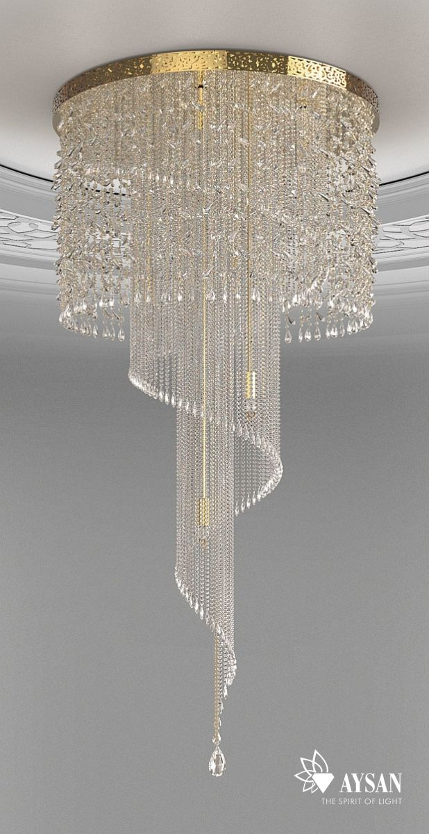 Explore aysans most recent aurora collection luxurious chandeliers wall lights and table lamps designed specifically for projects of palaces