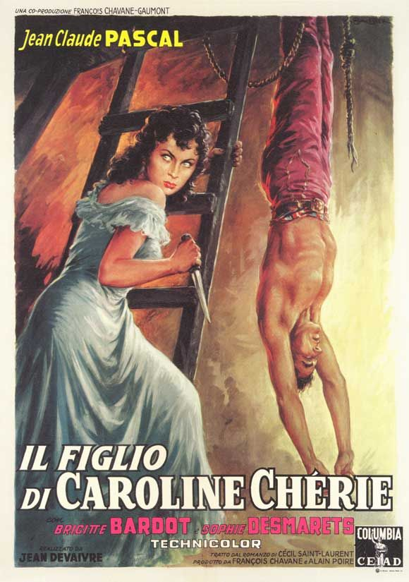 1955 Movies | Caroline and the Rebels Movie Posters From Movie Poster Shop