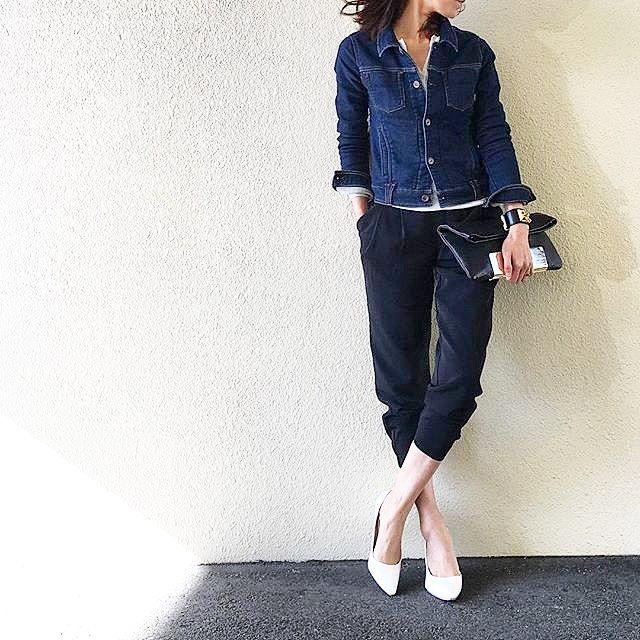 おしゃれに履きこなせるユニクロの「メンズジョガーパンツ」に注目♡の画像   Jocee