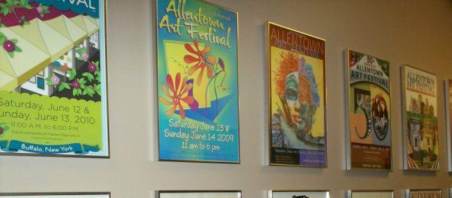 Poster/T-Shirt Contest > Participate > Allentown Art Festival