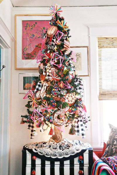 Maximalist Approach - The Best Holiday Decor From Pinterest - Photos