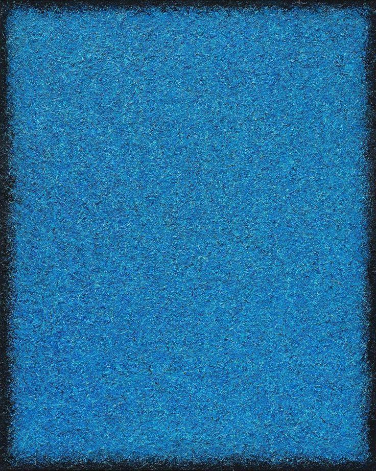 Heidi Thompson Sky Blue Sky Blue Color Love Blue Painting