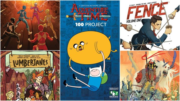The Beginning of the End for Adventure Time: Boom! Studios May 2018 Solicits