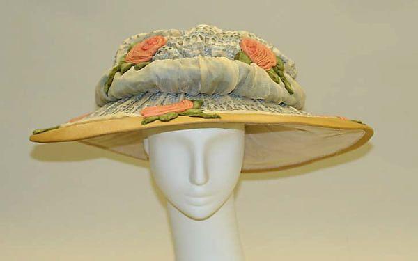 Hat 1905| American | The Met