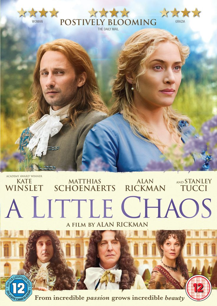 A little chaos dvd 2015 with images a little chaos