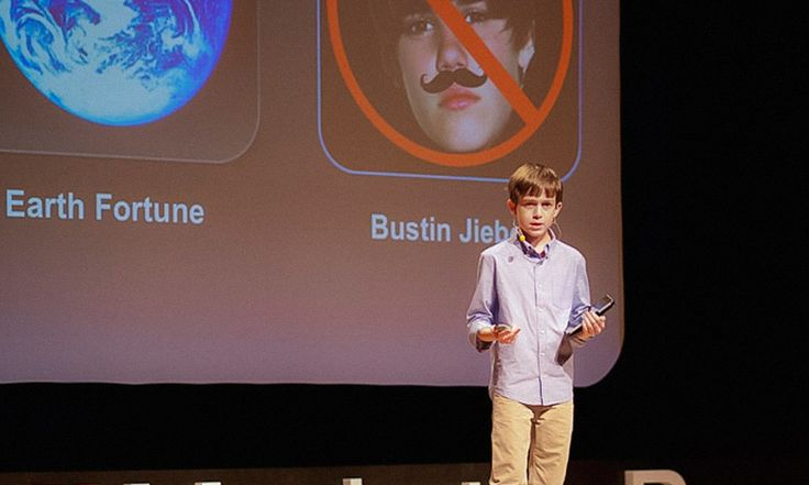 """Most 12-year-olds love playing videogames -- Thomas Suarez taught himself how to create them. After developing iPhone apps like """"Bustin Jeiber,"""" a whack-a-mole game, he is now using his skills to help other kids become developers. <em>(Filmed at <a href=http://www.ted.com/tedx/events/1545>TEDxManhattanBeach</a>.)</em>"""