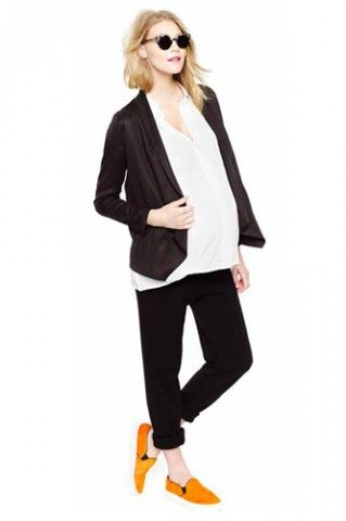 Hatch Collection Fall 2013 - Cool Maternity Clothes