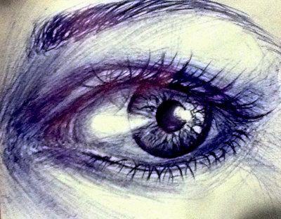 Eye Drawing by ~FMABMH on deviantART