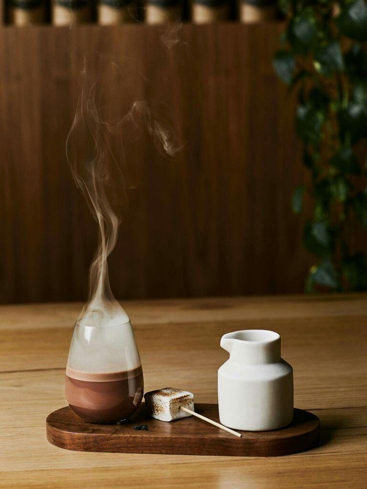 """Mork Chocolate Brew House"" Campfire Hot Chocolate"