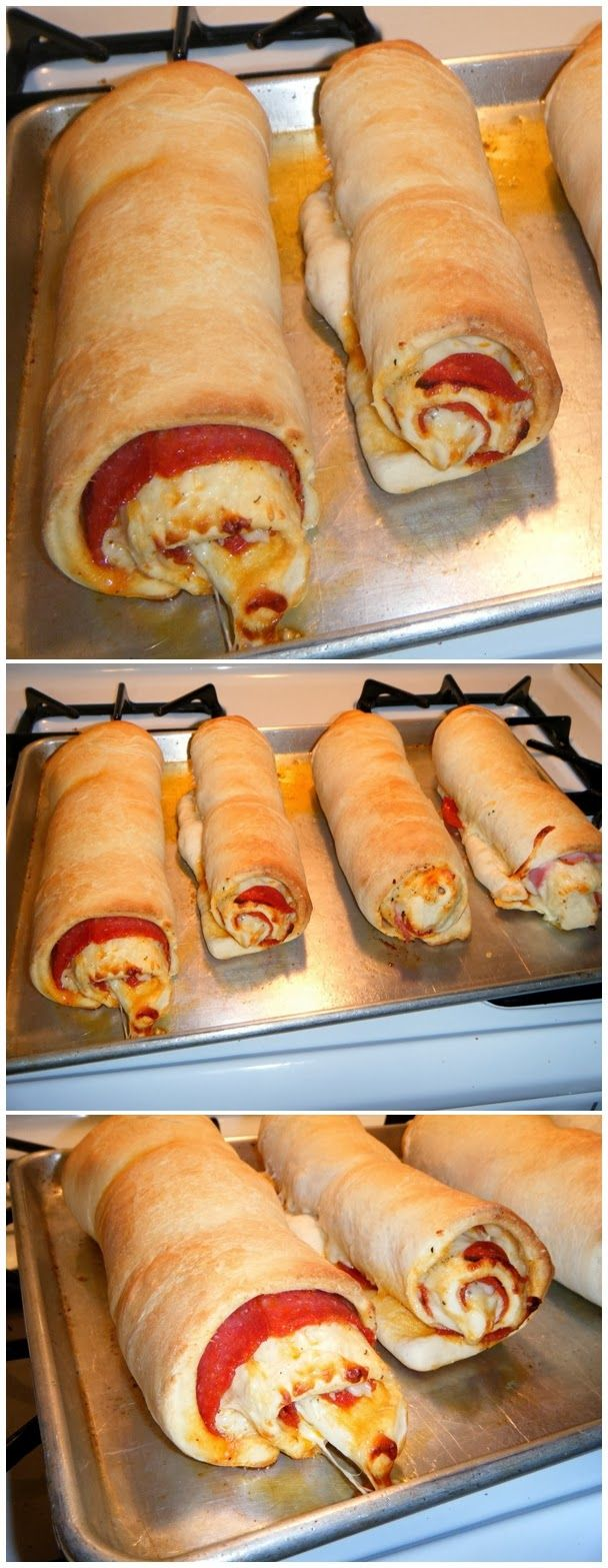 Diy Projects: How to make Pepperoni Roll