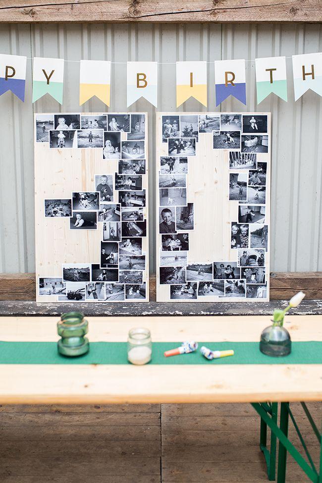 30 Geburtstag Ideen