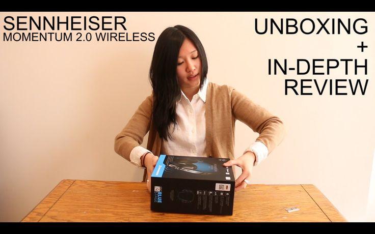Sennheiser Momentum 2.0 Wireless: Unboxing & In-Depth Review