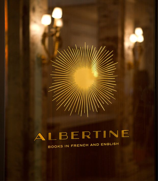 Abbott Miller has designed the identity for Albertine, the new French-language bookstore at the French Embassy in New York.