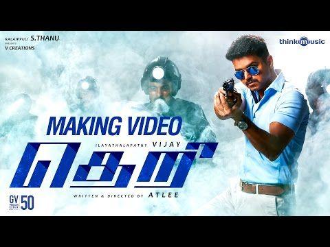 Theri Official Making Video | Vijay, Samantha, Amy Jackson | Atlee | G.V.Prakash Kumar - Todayincity