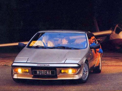 MATRA MURENA (1980-1983) Maintenance/restoration of old/vintage vehicles: the material for new cogs/casters/gears/pads could be cast polyamide which I (Cast polyamide) can produce. My contact: tatjana.alic@windowslive.com