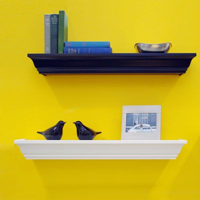 Crown Wall Ledge At Smart Furniture | 24