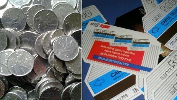 Vecchie monete e schede telefoniche: ve le ricordate? Ecco quanto valgono oggi - http://www.sostenitori.info/vecchie-monete-schede-telefoniche-ve-le-ricordate-quanto-valgono-oggi/275145
