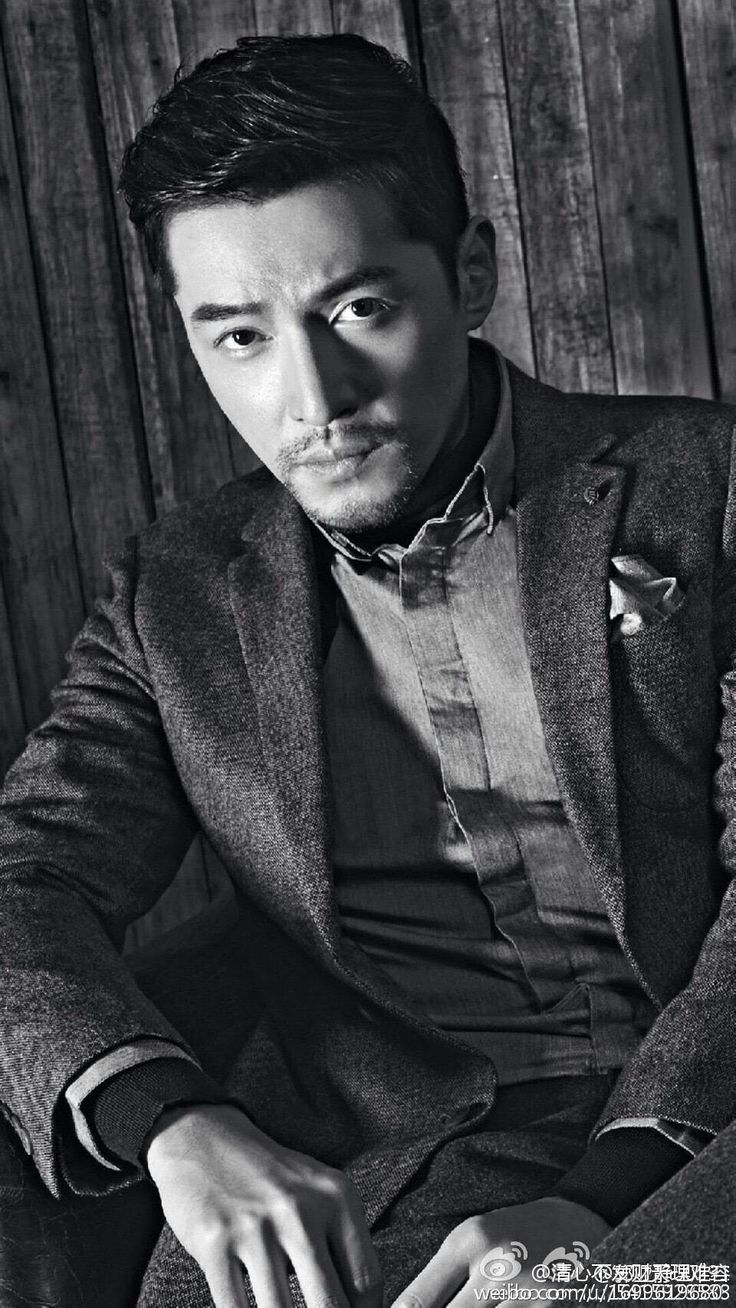 HU GE-CHINESE ACTOR  PHOTOGRAPHER- LI QI李奇
