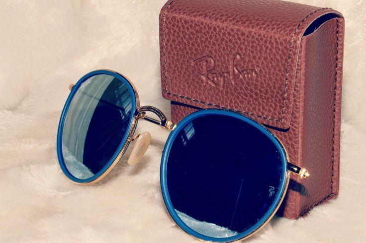 Ray Ban Sunglasses - http://perolamakeupblog.blogspot.pt/2014/06/new-in-closet.html