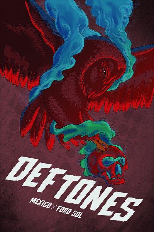 Deftones Mexico