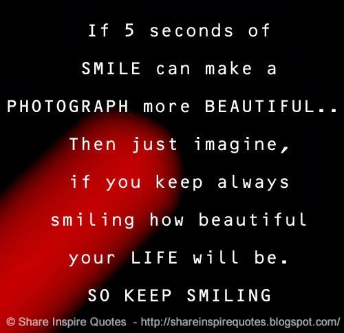 U Always Make Me Smile Quotes: Best 25+ Keep Smiling Quotes Ideas On Pinterest