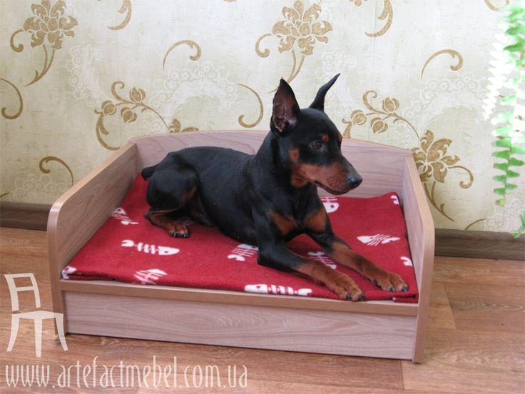 Мебель на заказ в Харькове: Лежанка для собаки
