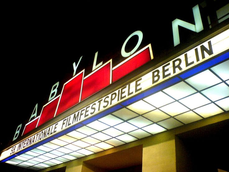 Opened in 1929 at the height of the golden age of Weimar cinema, Kino Babylon—like the city itself—has been reborn many times. The latest incarnation is as a cultural hub featuring silent films with an accompanying live organ, late night video art performances and talks with German and international writers.