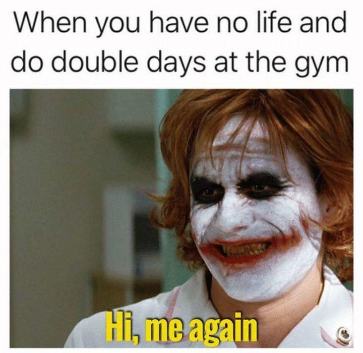 65 Gym Memes Offering Fitness Motivation In 2020 Gym Memes Workout Memes Gym Memes Funny