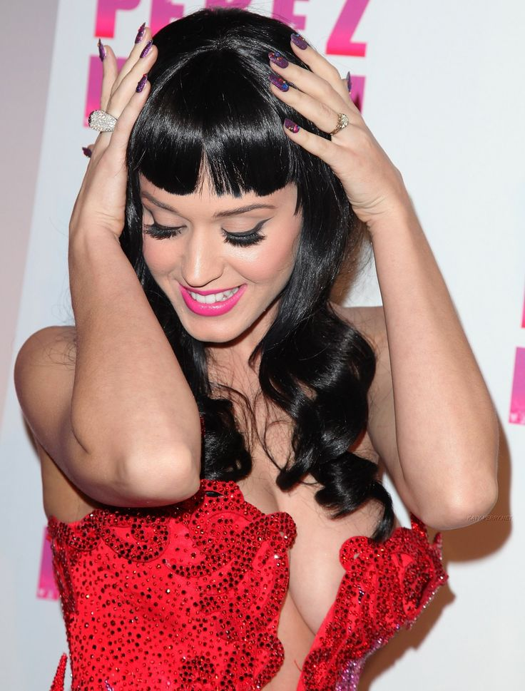 Katy Perry. My lord she's so beautiful.