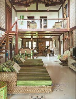 Residência Outeiro na Revista Construir Casas Rústicas | Blog de Arquitetura e Design | Cria Arquitetura