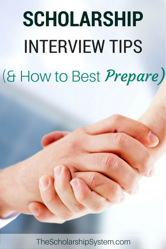 Scholarship Interview Tips and How to Best Prepare for One http://www.thescholarshipsystem.com/blog-for-students-families/scholarship-interview-tips-and-how-to-best-prepare-for-one/?utm_campaign=coschedule&utm_source=pinterest&utm_medium=The%20Scholarship%20System&utm_content=Scholarship%20Interview%20Tips%20and%20How%20to%20Best%20Prepare%20for%20One