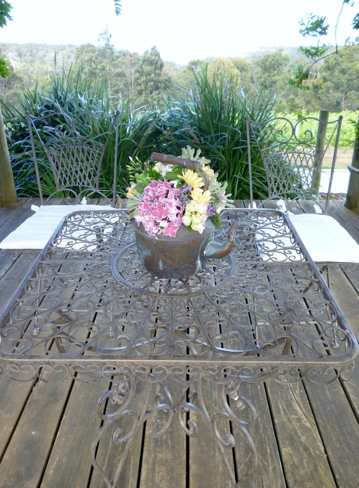 Our Rustic Ceremony Setting  Dunsborough.WA  www.capeoflove.com
