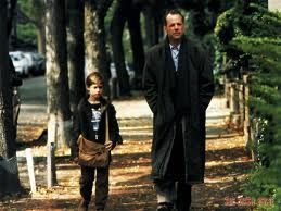 The enigma/main plot line of a thriller such as that of 'The Sixth Sense' is only fully resolved at the end of the film. For example when Dr Malcom is revealed to have been a dead person who needed to discover this for himself it is then made clear as to why no one else paid him any attention throughout the film (minus Cole Sear who 'can see dead people') and as to why his wife is seen to be grieving each night when he returns home.