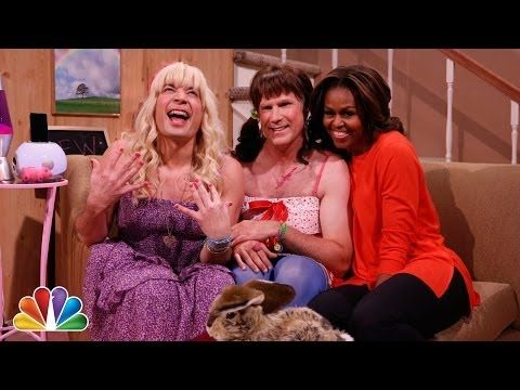 "Here is the full video of ""The Tonight Show"" segment: 