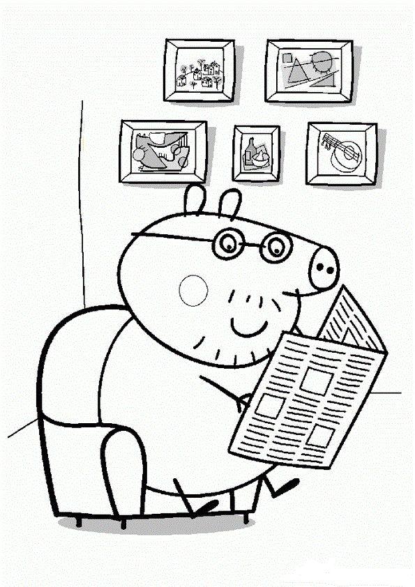 Bien connu Les 434 meilleures images du tableau PEPPA PIG sur Pinterest  OY67