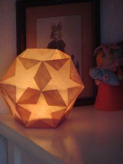 waldorf lantern