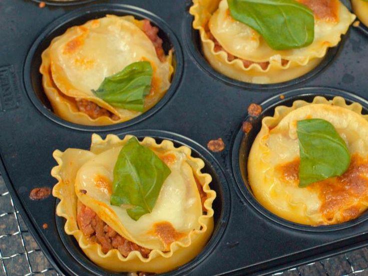 Leckere Mini-Lasagne | sweet paul