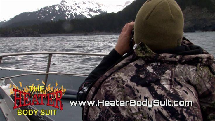 Heater Body Suit on Bear Whisperer