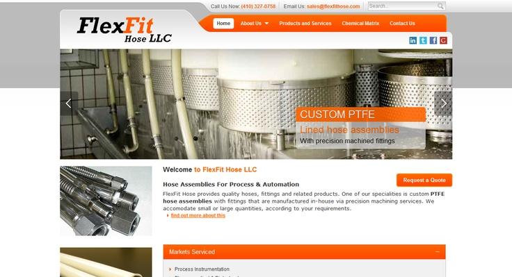 FlexFit Hose Launches New Website