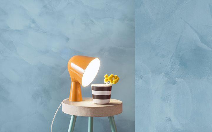 Superfici continue decorative in resina Spaziocontinuo Litokol