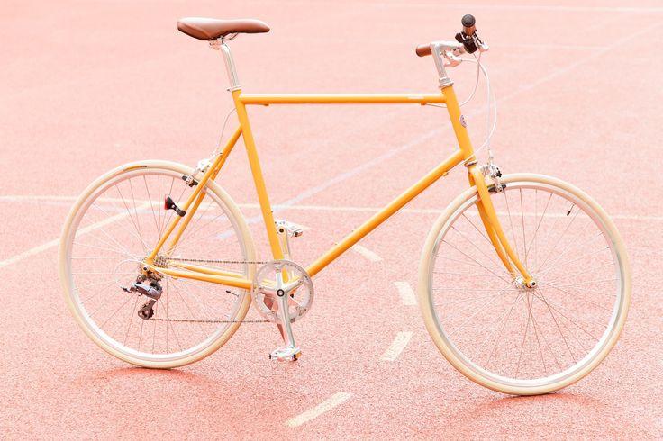 Classic Mustard Tokyobike