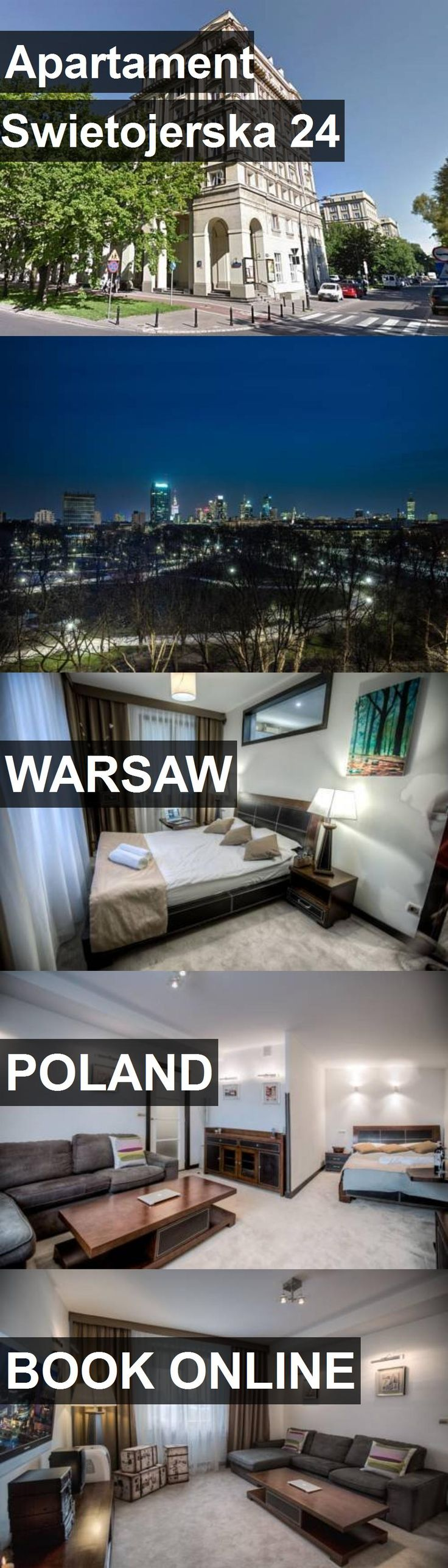 Hotel Apartament Swietojerska 24 in Warsaw, Poland. For more information, photos, reviews and best prices please follow the link. #Poland #Warsaw #travel #vacation #hotel