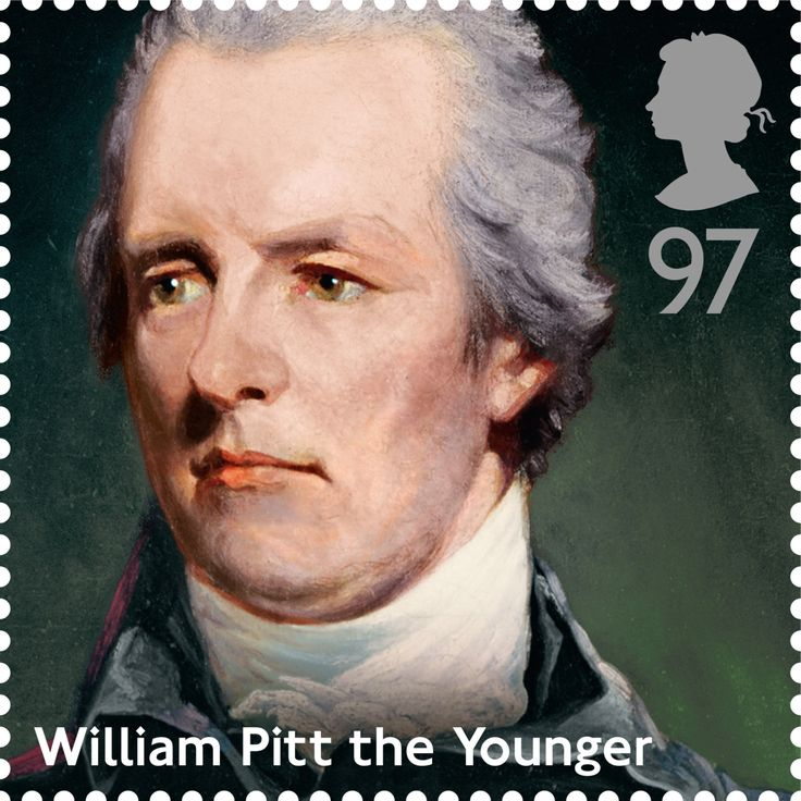 William Pitt the Younger, 97p