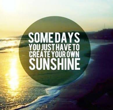 Your amazing whether you know it or not ❤️ Make your own sunshine ❤️