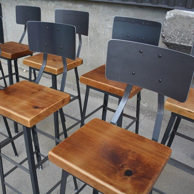 These bar stools are perfect for #restaurants.
