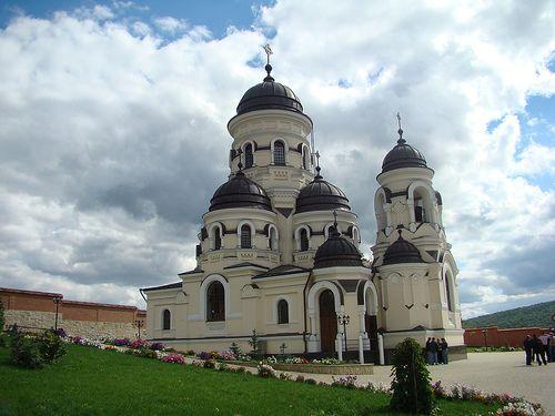 Caprian monastery  www.MoldovaHoliday.travel