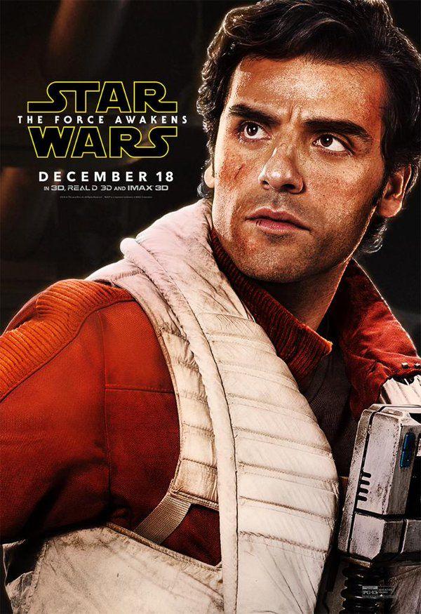 [Maj] Star Wars 7: Cinq posters de personnages dévoilés | Star Wars HoloNet