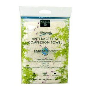 Earth Therapeutics Bamboo Benefits Anti-Bacterial Complexion Towel - 1 Cloth Earth Therapeutics Bam by Earth Therapeutics. $21.00. Picture may wrongfully represent. Please read title and description thoroughly.. Please refer to SKU# ATR26141177 when you inquire.. Brand Name: Earth Therapeutics Mfg#: 0505487. Shipping Weight: 0.09 lbs. This product may be prohibited inbound shipment to your destination.. . Earth Therapeutics Bamboo Benefits Anti-Bacterial Complexion Towel .Descrip...