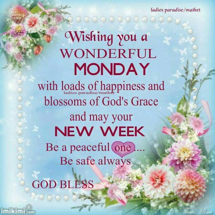 Image result for blessings for a new week images